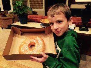 Drew & Texas Donut
